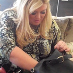 What's in my handbag: Gemma Collins' Simply Be tote