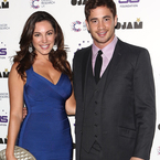 Kelly Brook and Danny Cipriani storm the red carpet