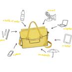 Say hello to Kipling's Super City Bag