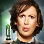Miranda Hart the ultimate female Doctor Who?