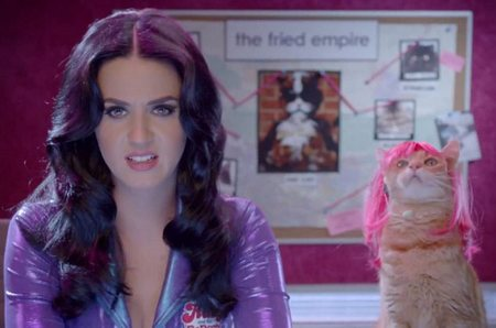 Katy Perry Popchips advert