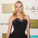 Diane Kruger leads Critics' Choice TV Awards in lace Nina Ricci