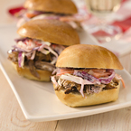 Come to mama pulled pork sliders recipe