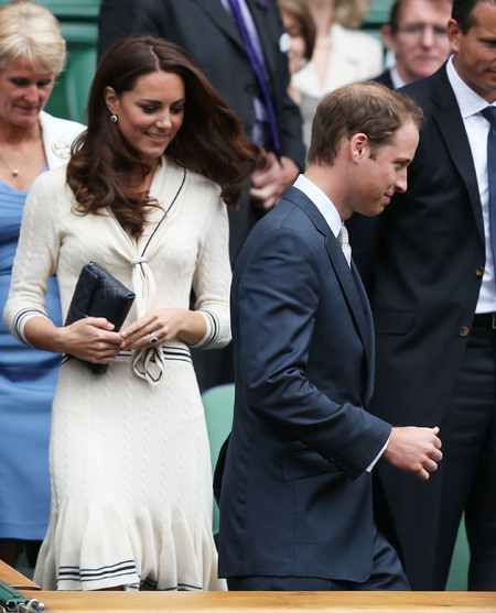 What Kate Middleton wears to Wimbledon - celebrity fashion wimbledon - Kate Middleton fashion - handbag.com