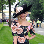 ROYAL ASCOT: Ladies Day at the 2013 races