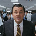 WATCH: Leonardo DiCaprio in The Wolf of Wall Street