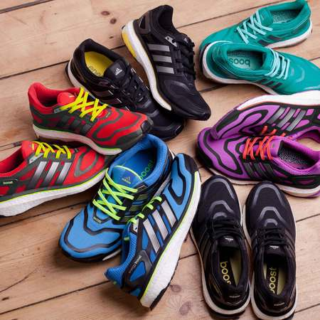 Colourful footwear is the sky to sporting success (don't quote us on that)