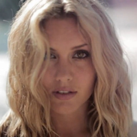 caggie dunlop - neverland music video