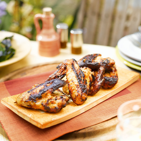 Chilli Chicken kickers BBQ ideas, recipe, wings
