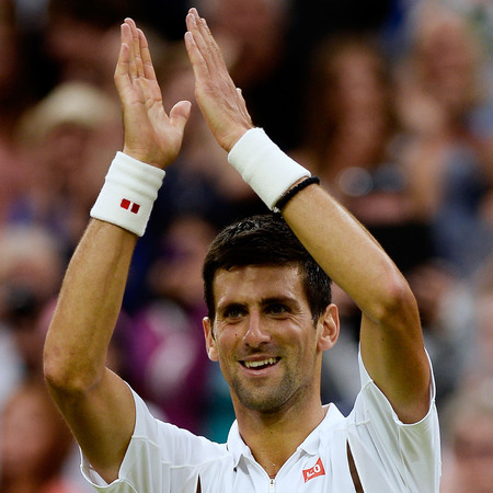 Novak Djokovic - Wimbledon - tennis - sports celebrity - handbag.com