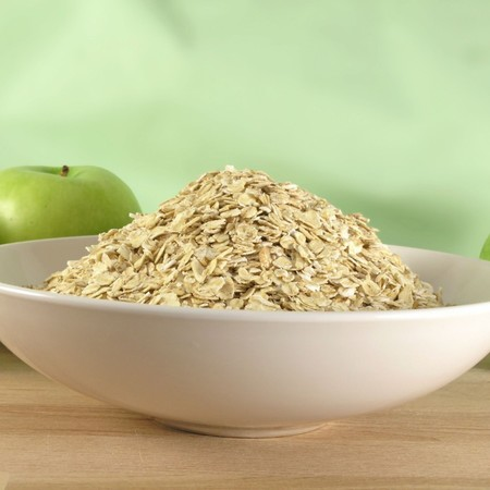 8. Oats and barley