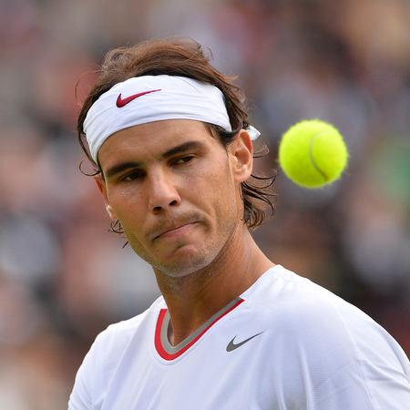 Rafael Nadal - wimbledon - tennis - sports celebrity - handbag.com
