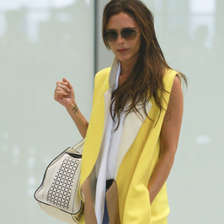 Victoria Beckham in China June 2013