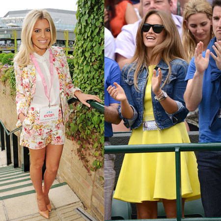 Glastonbury v Wimbledon fashion