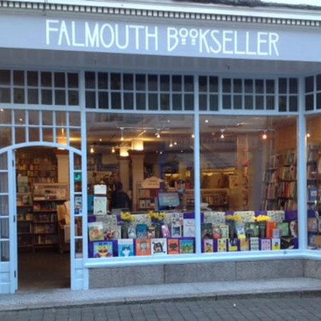 Mabecron Books, Falmouth