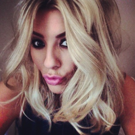 Mollie King Hair Envy - Instagram