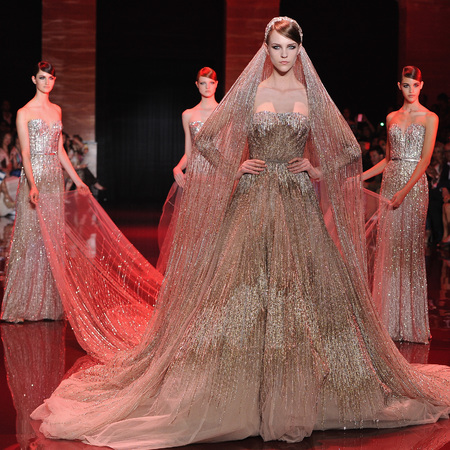 Paris Couture Fashion Week AW13, Elie Saab