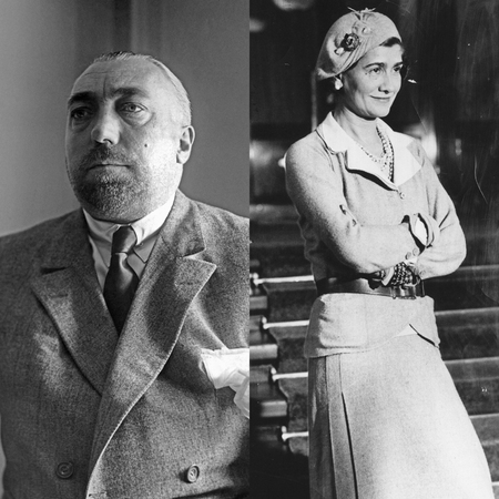 Paul Poiret, Coco Chanel