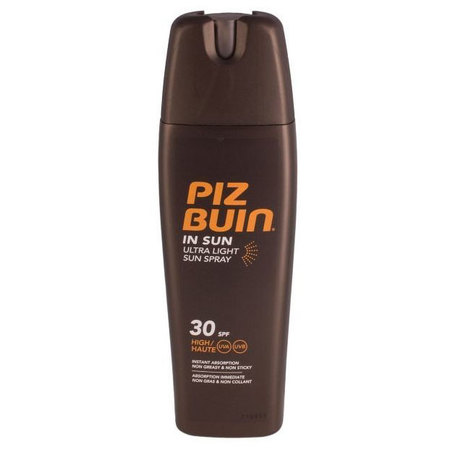 Piz Buin In Sun Moisturising Ultra Light Sun Spray SPF30