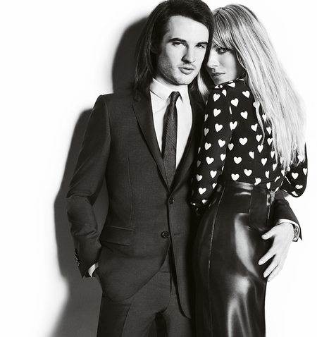 Sienna Miller and Tom Sturridge for Burberry AW13 campaign