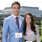 WIMBLEDON: Game, set and match for Jessica Lowndes & Thom Evans