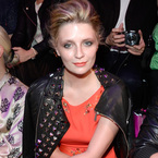 Mischa Barton trades couture for Berlin Fashion Week