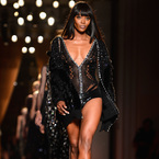 Paris Couture Fashion Week: Naomi Campbell, Versace & Dior