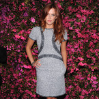 Robert Pattinson bags a best dressed in Riley Keough