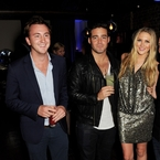 Stephanie Pratt parties with MIC cast