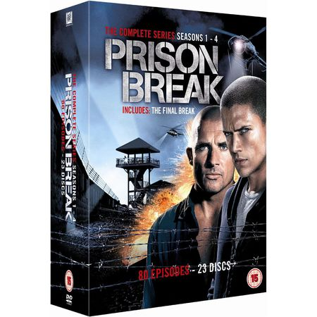 Prison Break boxset