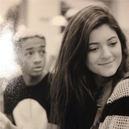 Kylie Jenner uploads photo of herself and Jaden Smith on his birthday with an emotional message