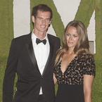Kim Sears takes Burberry Prorsum plunge for Murray dinner