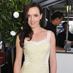 Victoria Pendleton goes for summer dress gold
