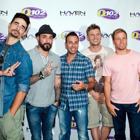 Backstreet Boys return to the music scene