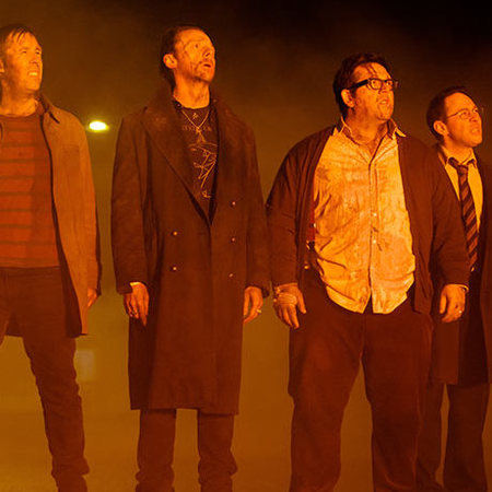 World's End Simon Pegg Nick Frost