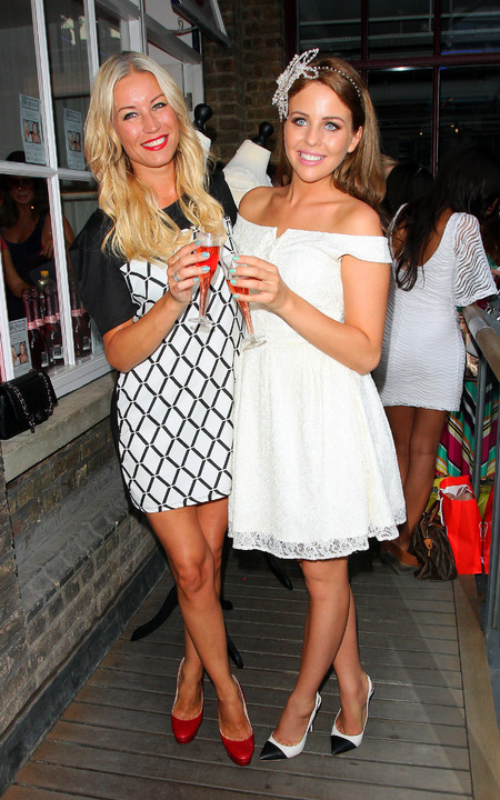 Lydia Bright launches Bella Sorella pop-up store in ladylike lace