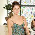 Pixie Geldof hits Kate Moss launch in Topshop