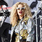 BEST DRESSED: Wireless festival