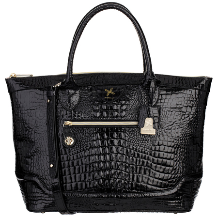 Fiorelli Marla leather handbag in black
