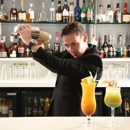 Hotel Indigo cocktails