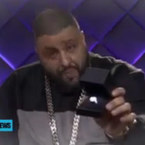 DJ Khaled proposes to Nicki Minaj on MTV