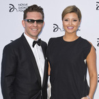 Holly Valance revealed as 5 months pregnant