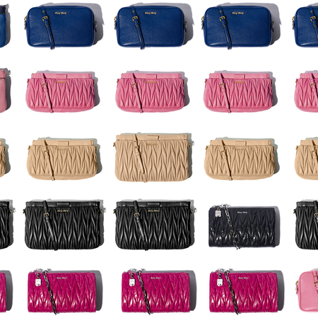Miu Miu Little Bags collection