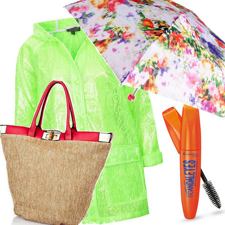 How to style out the wet summer