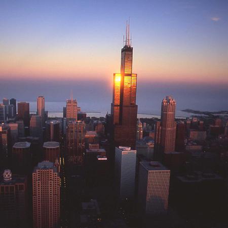Willis Tower Chicago Illinois