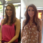 The Apprentice's Luisa Zissman gets styled for business