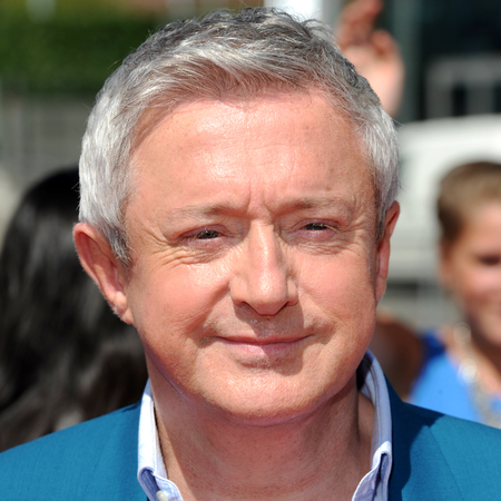 Louis Walsh at the X-Factor auditions