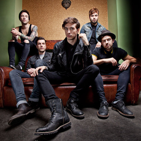 Young Guns play Dr. Martens #STANDFORSOMETHING gigs