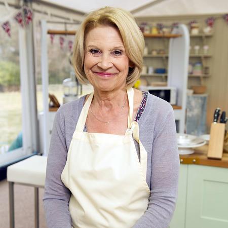 Christine Great British Bake Off