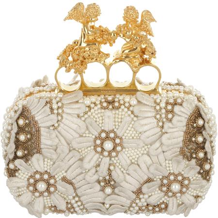 Alexander McQueen AW13 handbags